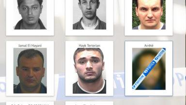 Arrestation du fugitif Fodderie aux Pays-Bas