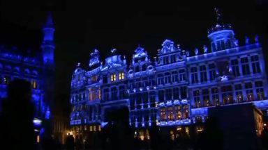 Admirez le nouvel éclairage de la Grand-Place !