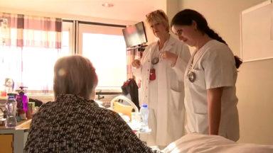 Hôpitaux en péril : le personnel soignant du réseau Iris sensibilise ses patients