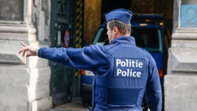 La criminalité est en baisse à Bruxelles