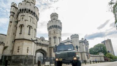 Agression sexuelle suspectée à la prison de Saint-Gilles