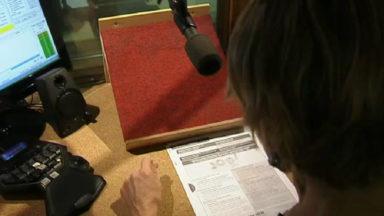La revue communale de Berchem-Sainte-Agathe traduite en langage vocal par la Ligue Braille