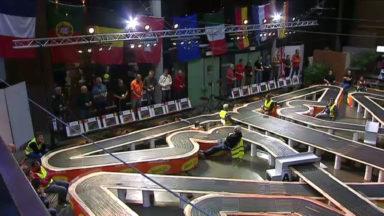 24h Scalextric : le vainqueur de cette course de voitures télécommandées est un club bruxellois
