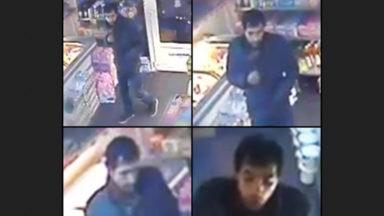 La police recherche ce témoin filmé dans un night-shop à Schaerbeek