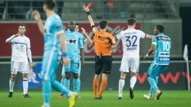 Football : Anderlecht inflige à La Gantoise son premier revers à domicile