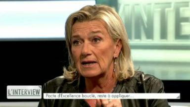 Bertieaux : «21 millions d'euros seulement pour le pacte d'excellence ? Incompréhensible»