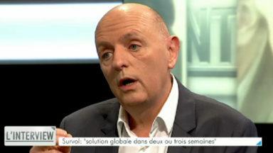 Dallemagne : «Belgocontrol a joué avec la sécurité des passagers»