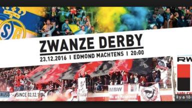 Le derby de la zwanze : la rencontre historique RWDM – USG sur BX1!