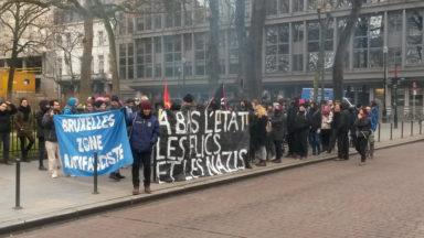 Une trentaine d'interpellations lors de la manifestation contre le congrès de l'APF
