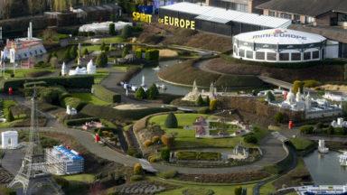 Mini-Europe n'envisage pas de retirer les monuments britanniques