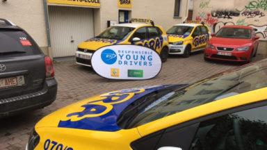 Deux-cent Responsible Young Drivers ramèneront les fêtards du Nouvel an en sécurité