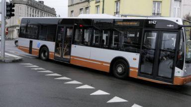 Un cycliste de 78 ans grièvement blessé suite à un accident avec un bus