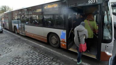 La fraude dans les transports de la Stib repart à la hausse en 2017
