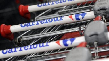 Le Carrefour de Crainhem à nouveau accessible depuis 11h30, après une alerte à la bombe