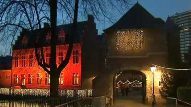 Le château du Karreveld accueille le marché de Noël