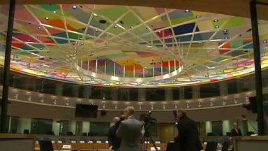 Visite du nouveau siège du Conseil européen et du Conseil de l'UE