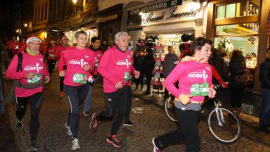 Ville de Bruxelles : 2700 coureurs ont participé à la 7ème édition de la Manneken-Pis Corrida