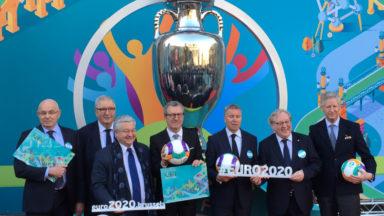 Bruxelles en route vers l'Euro 2020