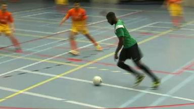 Futsal : Schaerbeek s'incline 5-3 à Thulin