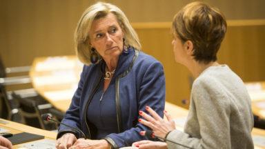 Françoise Bertieaux (MR) est l'invitée de l'Interview à 12h45