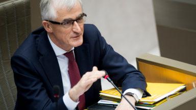 Pas de majorité en Flandre pour l'indépendance, selon Geert Bourgeois