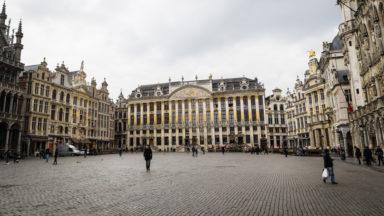 L'image de Bruxelles est sortie renforcée de la campagne organisée après les attentats
