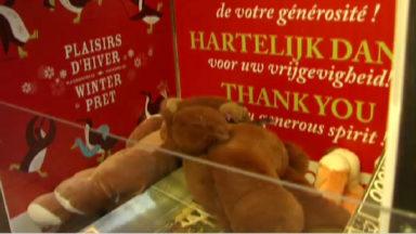 Un pop-up store à la Bourse propose d'offrir ses jouets aux enfants les plus démunis