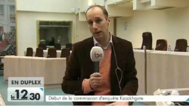 Kazakhgate : démarrage de la commission d'enquête