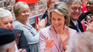 La Reine nommée membre d'honneur de l'Académie royale de Médecine de Belgique