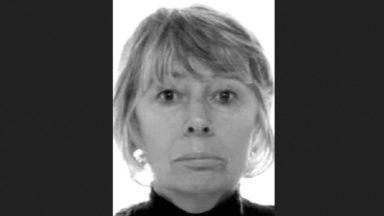 Disparition d'une dame de 60 ans à Bruxelles