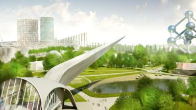 Neo : le gouvernement bruxellois maintient son ambition de développement urbain du plateau du Heysel