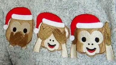 Le pull de Noël, l'accessoire indispensable de cette fin d'année
