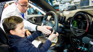 Le salon de l'auto se tiendra du 13 au 22 janvier à Brussels Expo