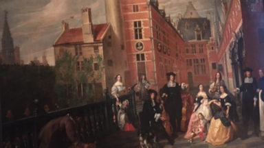 Un tableau du 17e siècle de Lancelot Volders, revient à Bruxelles