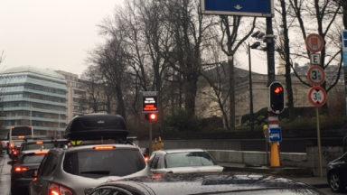 Accident tunnel Belliard : circulation rétablie dans les deux sens