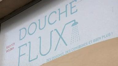 L'ASBL Doucheflux cherche des subsides pour son nouveau bâtiment