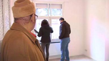 Incendie à Schaerbeek : sept familles relogées