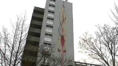 Fresques dans la ville : comment font-ils ?