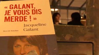 Jacqueline Galant,…écrivaine