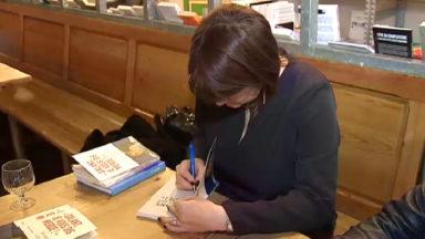 Jacqueline Galant: en tournée littéraire
