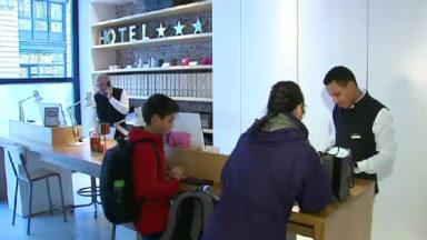 Fréquentation des hôtels bruxellois: de 72,5% en 2015 à 61,8% en 2016