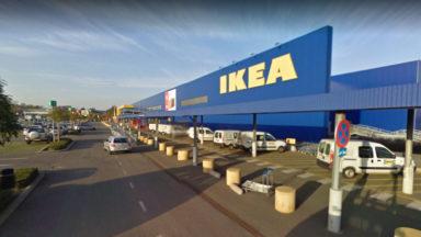 Le magasin Ikea de Zaventem évacué : alerte au colis suspect