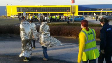 Fausse alerte à l'Ikea de Zaventem : les clients peuvent regagner leur véhicule