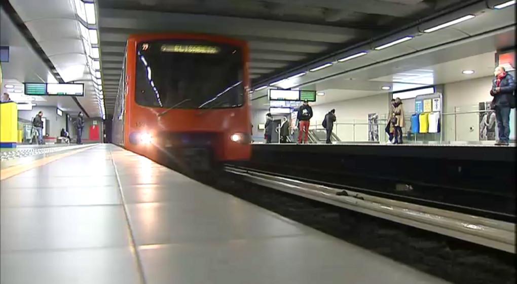 Annonce rencontre metro