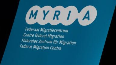 Le gouvernement fédéral soumet le centre migration Myria à d'importantes économies