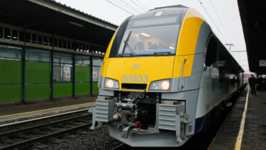 La circulation des trains est interrompue entre Bruxelles et Anvers