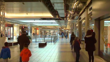 Le Westland Shopping d'Anderlecht est complètement rouvert depuis ce matin