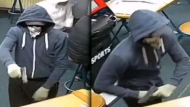 Anderlecht : deux individus recherchés après un vol à main armée dans une agence de paris