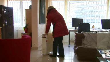 Evere : un immeuble sans chauffage central depuis le 1er janvier