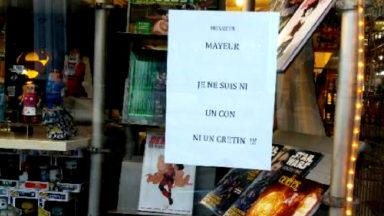Un commerçant du piétonnier répond du tac au tac à Yvan Mayeur